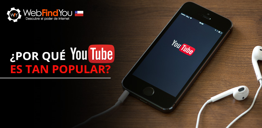 Porqué Youtube es tan Popular