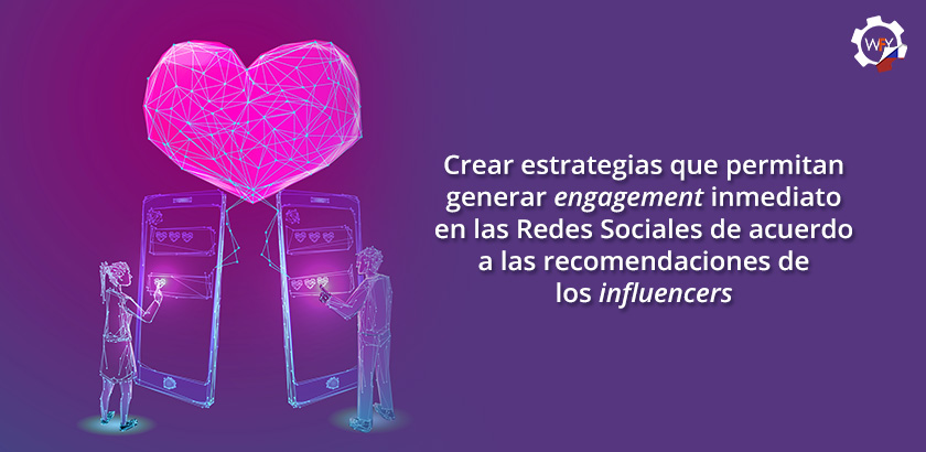 Influencers + Redes Sociales