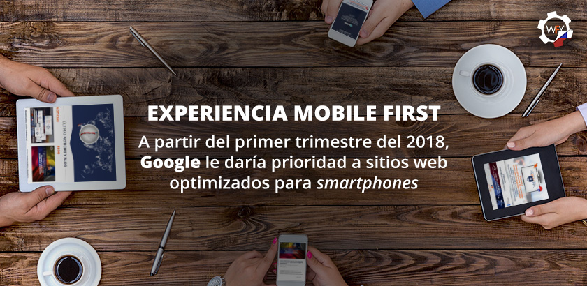 Experiencia Mobile First