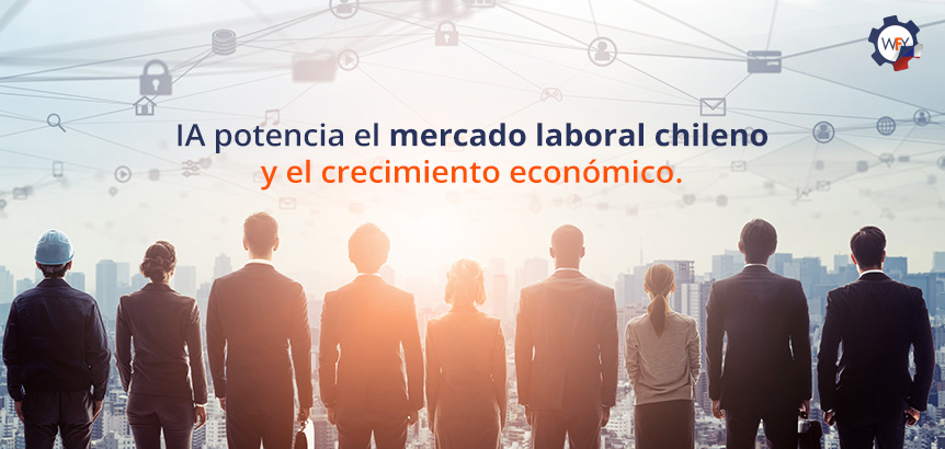 La Inteligencia Artificial Potencia el Mercado Laboral Chileno