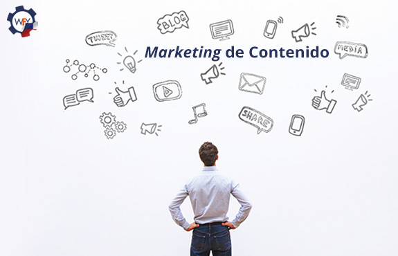 El Marketing de Contenido es una Estrategia Importante dentro del Mercadeo Digital