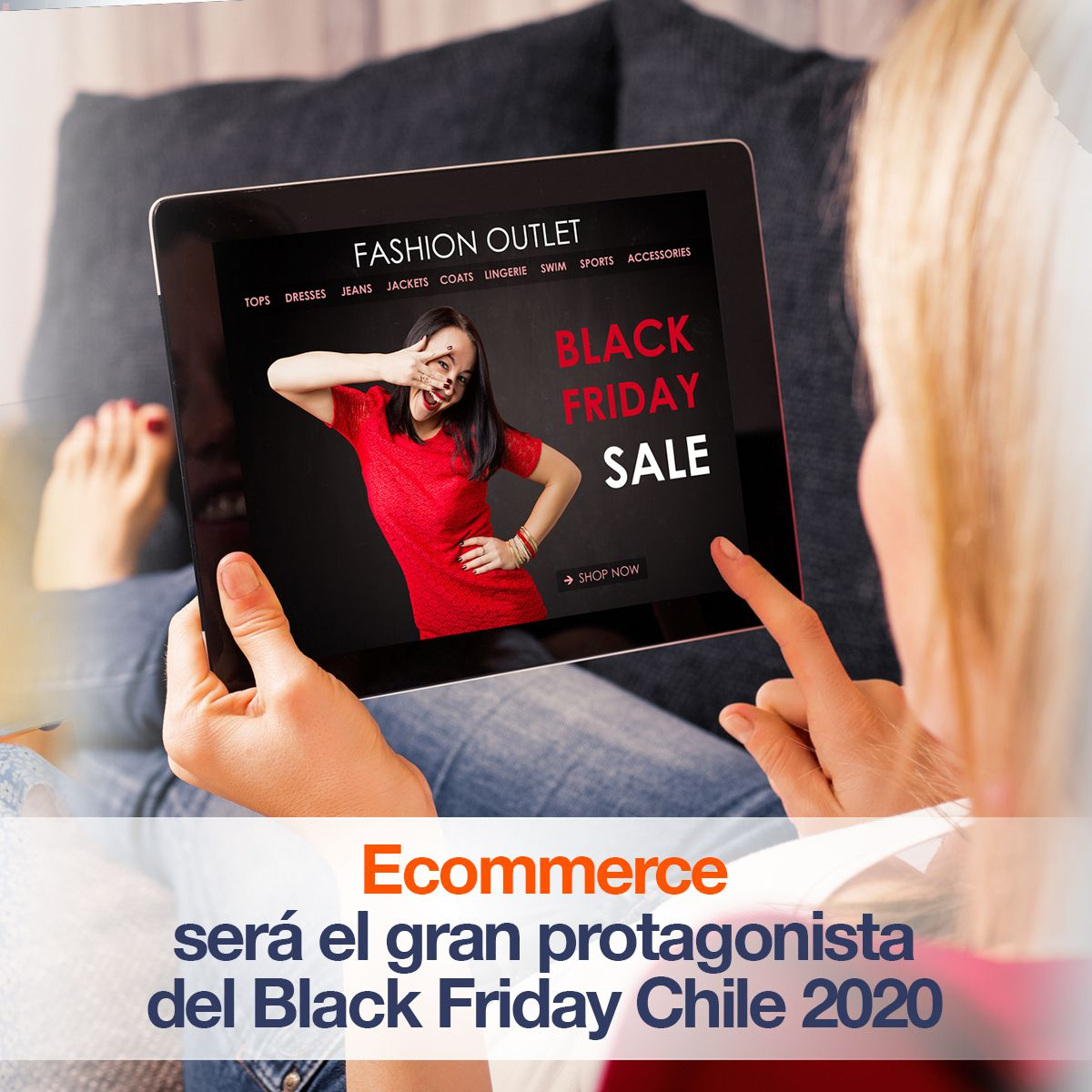 Ecommerce será el gran protagonista del Black Friday Chile 2020